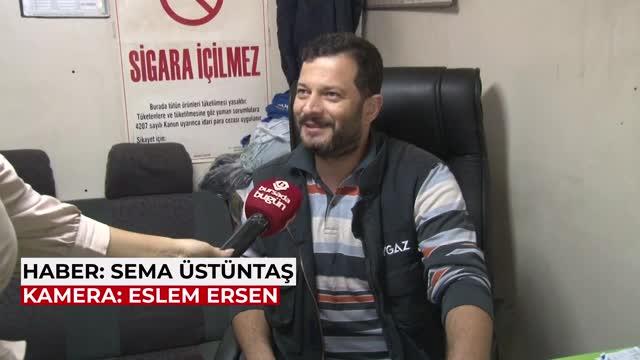 """Bursa'da tüpçüler """"kan ağlıyoruz"""" diyor! (ÖZEL HABER)"""
