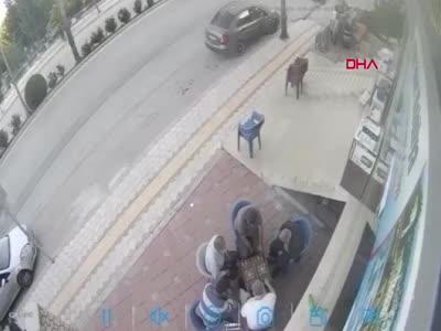 Hatay'da kadına satırlı saldırı!