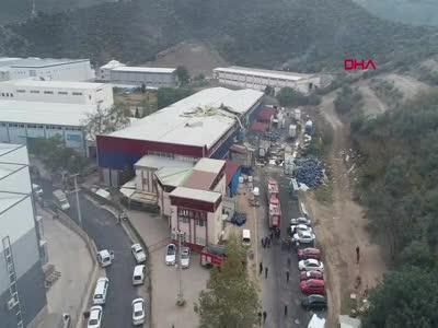 Bursa'da patlama meydana gelen fabrikanın işletme müdürü tutuklandı