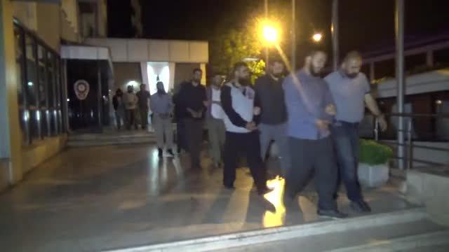 Bursada IŞİD operasyonu: 12 kişi yakalandı 65